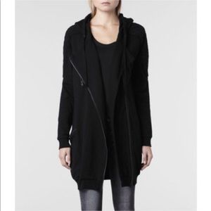 All Saints Ridley hoodie